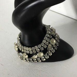 Jewelry - ⏰ Vintage Rhinestone Bracelet